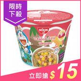 泰國日清 小叮噹杯麵(紅 烤肉味)40g【小三美日】