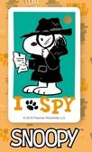 SNOOPY 《SPY 》迷你一卡通|普通卡
