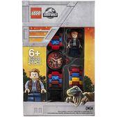 免運費【 樂高積木 LEGO 】兒童手錶 - 侏儸紀世界 歐文╭★ JOYBUS玩具百貨