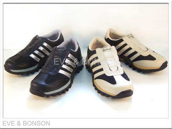 『雙惠鞋櫃』◆ 復古雅痞 隱形束帶  流線男式休閒鞋/競走鞋◆  (5052) 台灣製