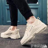 帆布鞋夏季透氣男鞋子韓版潮流百搭帆布小白鞋男士運動休閒跑步潮鞋 【時尚新品】
