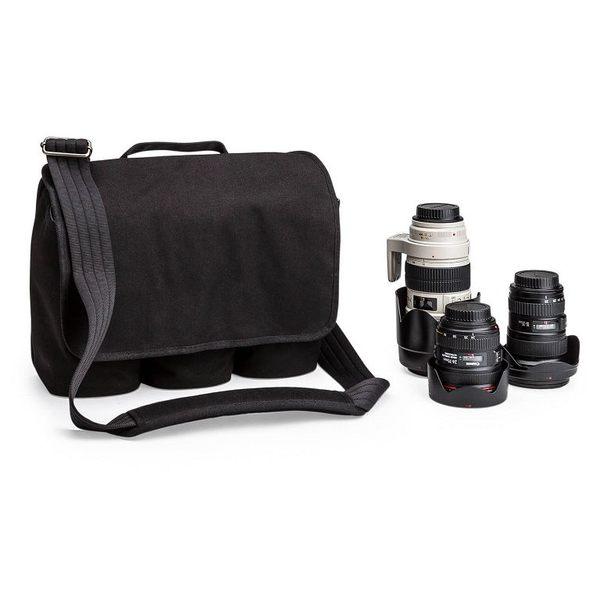 【聖影數位】ThinkTank Retrospective Lens Changer3 LC3B 復古側背包 LC792 黑