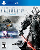 PS4 最終幻想 XIV Online 完整版(美版代購)