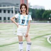 俄羅斯世界盃女球衣 德國阿根廷巴西葡萄牙西班牙法國梅西足球服