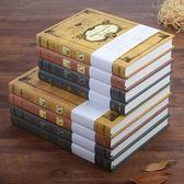 記事本  歐式超厚復古魔法書筆記本文具創意A5加厚記事本日記本子古典禮品  寶貝計畫
