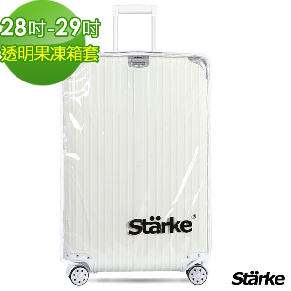 E&J【008015-01】Starke 透明防水行李箱套;防塵套/防刮/行李箱保護套
