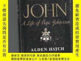 二手書博民逛書店【英文原版】ALDEN罕見HATCH 書目請看圖Y16623 出版1956
