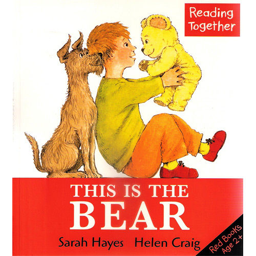 【Reading Together】This is the Bear(1Book + 1CD)