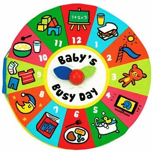 【奇買親子購物網】K''s Kids Baby's Busy Day 寶寶的一天
