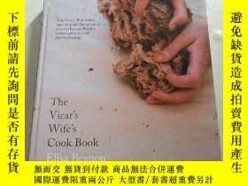 二手書博民逛書店The罕見Vicar s Wife s Cook BookY18