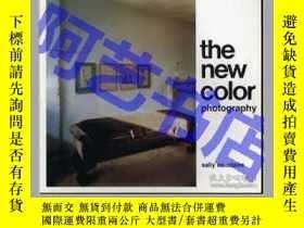 二手書博民逛書店The罕見New Color Photography,1981年出版Y331625 Sally Eauclai