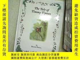 二手書博民逛書店The罕見tale of Timmy tiptoes 提米脚尖的故事Y203004