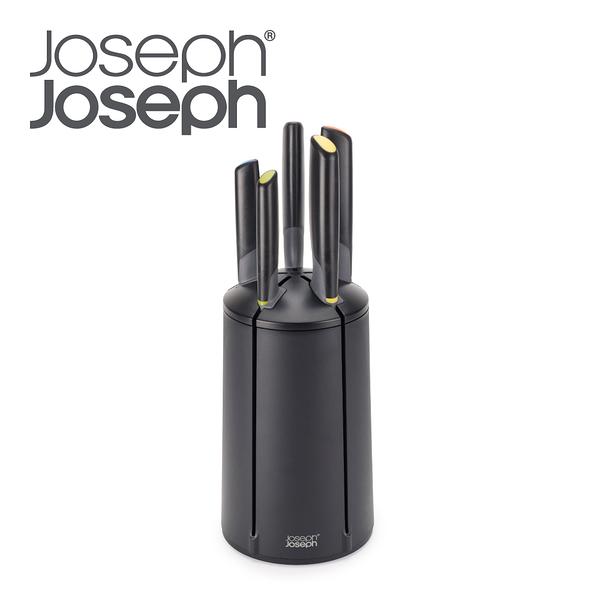 【Joseph Joseph】好收納不沾桌不鏽鋼刀具組(五入)