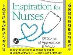 二手書博民逛書店Chicken罕見Soup for the Soul: Inspiration for NursesY4100