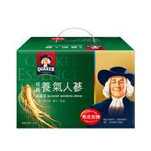 桂格無糖養氣人蔘盒裝(19瓶入) 【康是美】