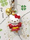 【震撼精品百貨】Hello Kitty 凱蒂貓~手機吊飾-新瀉限定版