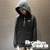 秋冬服飾 Puma Downtown 黑 絨毛 拉鍊 連帽 上衣 (布魯克林) 2018/10月 57769301