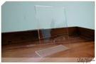 ☆Dolly生活館*╮台灣製L型壓克力製品14x18直式展示架立牌/DM架/標價牌/目錄架/相框 2mm L1 20630