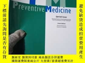 二手書博民逛書店Preventive罕見Medicine Volume 79Y1