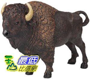 [103美國直購] 交易的美國野牛玩具 Papo American Buffalo Toy Figure $544
