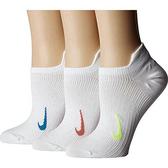 Nike耐吉- 女3包組日常輕量運動襪(白色)