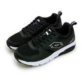 LIKA夢 LOTTO 專業STS碟型避震慢跑鞋 DAY RIDE系列 黑白 0090 女