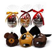 幸福婚禮小物❤可愛動物環保袋(杯裝)❤迎賓禮/二次進場/活動小禮物/送客禮/環保袋