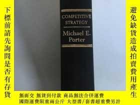 二手書博民逛書店COMPETITIVE罕見STRATEGYY218789