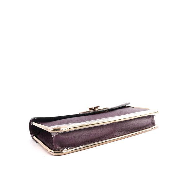 【CHLOE】SALLY 手拿包_展示品(藍莓紫) 3S0983 021 818(OUTLET)
