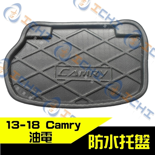 【一吉】Toyota 全車系 防水托盤 /EVA材質/ rav4 vios altis yaris chr sienta wish camry 防水托盤