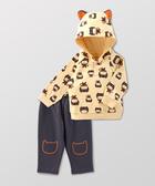 Hallmark Babies 嬰兒純棉連帽長袖上衣長褲套裝 HD3-B06-04-BU-NG