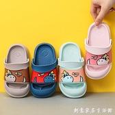 兒童拖鞋夏季新款女童室內防滑軟底可愛寶寶洞洞鞋小孩涼拖鞋男童