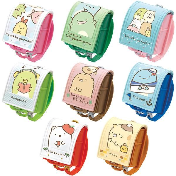 角落生物 迷你 書包吊飾 背包吊飾 盒玩 第二代 Sumikko Gurash 日本正版 該該貝比日本精品 ☆