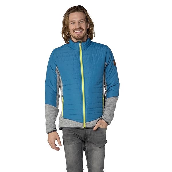PROTEST 男 戶外保暖外套 (強烈藍) SLICK OUTERWEAR JACKET