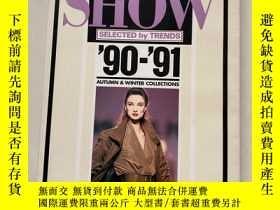 二手書博民逛書店FASHION罕見SHOW SELECTED BY TRENDS 90-91 AUTUMN & WINTER CO