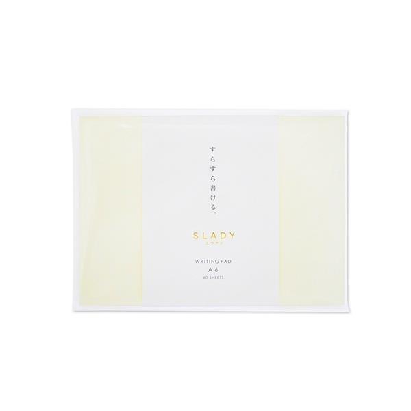 PAPER WRITING PAD 便條紙/A6(空白)【SLADY】