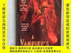 二手書博民逛書店A罕見Vampire s Claim (英文原版)Y21957