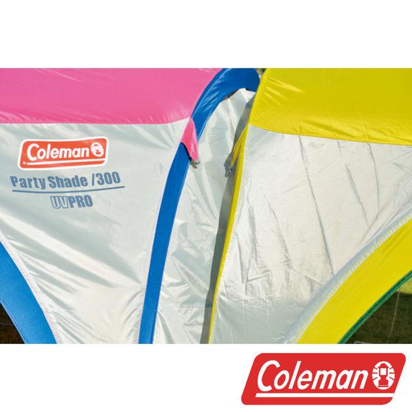 Coleman 派對延伸帳布/300/派對遮陽帳專用 戶外 露營 野餐 天幕帳 CM2885J