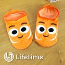 ﹝海底總動員隱矽船型短襪﹞正版 成人襪 純棉襪子 隱形襪 襪子 短襪〖LifeTime一生流行館〗