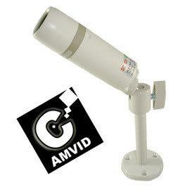 速霸超級商城㊣CAMVID四分之一彩色子彈型攝影機(CA-76)◎監視器材