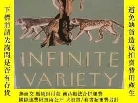 二手書博民逛書店瑪切薩·卡薩提的生活與傳奇罕見Infinite Variety: