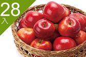 【優果園】美國華盛頓有機蘋果★規格:28入/箱★每顆約350g
