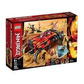 【LEGO 樂高 積木】LT-70675 忍者系列 Ninjago 卡塔那四驅車