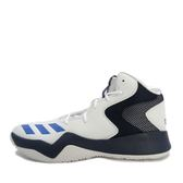 Adidas Crazy Team II [CQ0837] 男鞋 運動 籃球 避震 白 藍 愛迪達