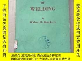 二手書博民逛書店metallurgy罕見of welding(P919)Y173412