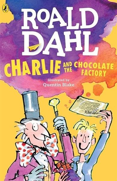 (二手書)Charlie and the Chocolate Factory