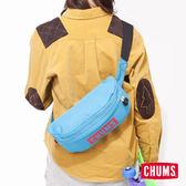 CHUMS 日本 Eco 超輕量斜背大腰包 青藍 CH6009252623