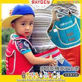 揹帶 瑞蔓兒童多功能摩托車安全背巾 揹包式機車安全帶
