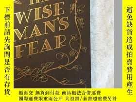 二手書博民逛書店預售罕見智者之懼第二部精裝The Wise Man's Fear:the kingjiller chronicle