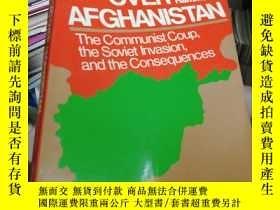二手書博民逛書店red罕見flag over afghanistanY26220 見圖 見圖 出版1984